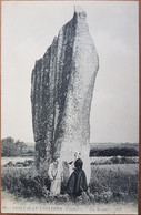 Saint Jean Trolimon.un Menhir.édition ND - Saint-Jean-Trolimon