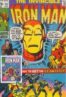 D33336 CARTE MAXIMUM CARD 2007 USA - COMICS IRON MAN CP ORIGINAL - Comics