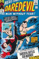 D33337 CARTE MAXIMUM CARD 2007 USA - COMICS DAREDEVIL CP ORIGINAL - Comics