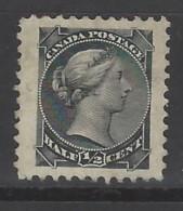 Canada - 1870/94 - Nuovo/new MH - Regina Vittoria - Mi N. 25 - Ongebruikt