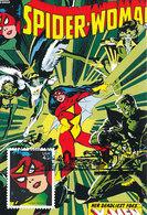 D33338 CARTE MAXIMUM CARD TRIPLE 2007 USA - COMICS SPIDER-WOMAN CP ORIGINAL - Comics