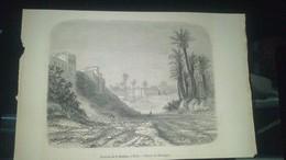 Affiche (gravure) - Couvent De La Rambla à ELCHE - Affiches