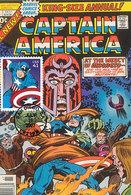 D33339 CARTE MAXIMUM CARD 2007 USA - COMICS CAPTAIN AMERICA CP ORIGINAL - Comics
