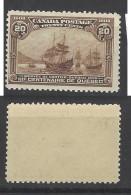Canada - 1908 - Nuovo/new MNH - Quebec - Mi N. 91 - 1903-1908 Regno Di Edward VII
