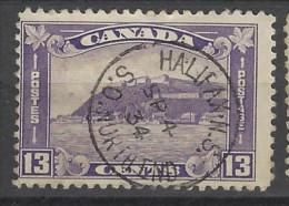 Canada - 1932 - Usato/used - Mi N. 168 - Usados