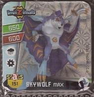 IMAN, Magnet, INVIZIMALS The Resistance, De PANINI, 151 Skywolf Max - Unclassified