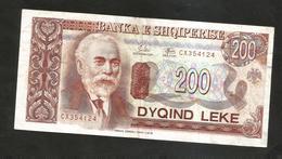 ALBANIA - 200 LEK (1994) - Albania