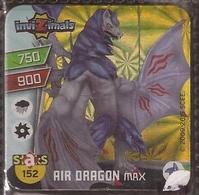 IMAN, Magnet, INVIZIMALS The Resistance, De PANINI, 152 Air Dragon Max - Magnetos