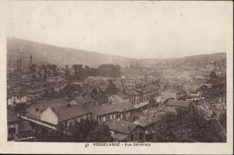CPA Rosselange Vue Générale YT 272 CAD 1931 Moselle - Autres Communes