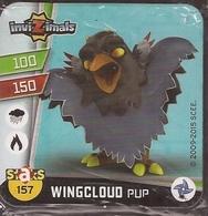 IMAN, Magnet, INVIZIMALS The Resistance, De PANINI, 157 Wingcloud Pup - Magnets