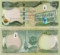 IRAQ       10,000 Dinars       P-101[b]       2015 / AH1436       UNC  [ 10000 ] - Iraq
