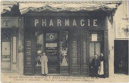 TB 84 – Pertuis – Grande Pharmacie Droguerie J. Arnaud - France