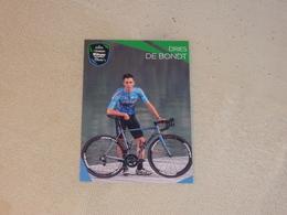 Dries De Bondt - Veranda's Willems Crelan - 2018 - Cycling