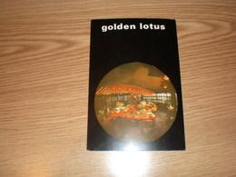 Hongkong Hilton, The Golden Lotus, Buffet - China (Hong Kong)