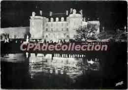 CPSM Saint Porchaire (Ch Mme) Chateau De La Roche Courbon (XVe S) Le Chateau La Nuit Lors Du Spectac - Ohne Zuordnung