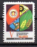 Viñeta De V Feria De Muestras De Valladolid - España