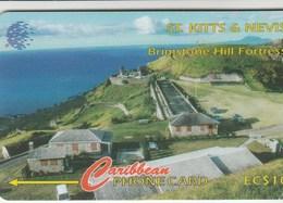 St. Kitts & Nevis - Brimstone Hill Fort - 55CSKA - St. Kitts & Nevis
