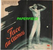 Exposition Universelle BRUXELLES–Expo 58-URSS-Publication Française - Face Au Cosmos - Collections