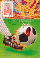 D33355 CARTE MAXIMUM CARD RR 2014 NETHERLANDS - ARJEN ROBBEN SOCCER WORLD CHAMPIONSHIP BRASIL CP ORIGINAL - World Cup