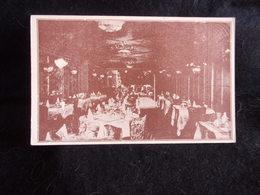 Etats - Unis .New York City .Zucca ' S Italian Garden.Voir 2 Scans . - Cafés, Hôtels & Restaurants
