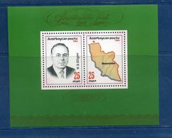 - Etat : ** Azrerbaidjan Azerbaycan  BF 1993 MI 105,106   P 1766 - Azerbaïjan