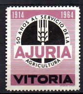 Viñeta  Agricultura Vitoria - España