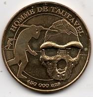 Tautavel - 66 : L'homme De Tautavel (Monnaie De Paris, 2010) - Monnaie De Paris