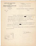 Document Vichy Secrétariat à La Jeunesse .   - ROUEN 1943 Seine Inférieure - Documenti Storici