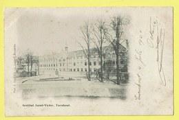 * Turnhout (Antwerpen - Anvers) * (Phot E. Castelein - L. Lagaert) Institut Saint Victor, école, School, Vieux Old, TOP - Turnhout
