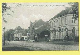 * Leopoldsburg - Bourg Léopold (Limburg) * Camp De Beverloo, VUe Sur La Permanence De Police, Hotel St Jean, TOP, Unique - Leopoldsburg (Kamp Van Beverloo)