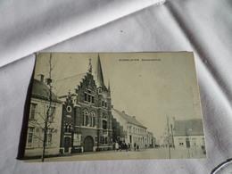 Wommelghem Gemeentenhuis,animée - Wommelgem