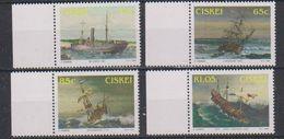 Ciskei 1994 Shipwrecks 4v  + Margin  ** Mnh (38318) - Ciskei