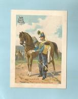 Image Chromo  Histoire Hussards Corps Hongroise 1850 - Artis Historia