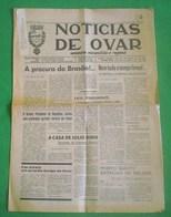 Ovar - Jornal Notícias De Ovar De 28 De Junho De 1984. Aveiro. - Boeken, Tijdschriften, Stripverhalen