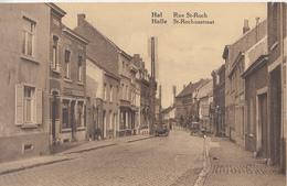 Halle - St_Rochusstraat - Edition Belge, Brussel - Halle