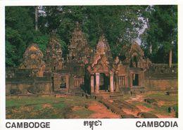 1 AK Cambodia * Tempel Banteay Srei Erbaut Im 10. Jahrhundert - Seit 1992 UNESCO Weltkulturerbe * - Kambodscha