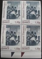 LOT 1586 - 2008 - HONORE DAUMIER - BLOC DE 4 TIMBRES NEUFS** - N°4305 - BdF - Cote : 16,00 € - Unused Stamps