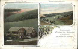 40789050 Giesshuebel Adlergebirge Tschechien Weinhaus Schnappe X - Schneeberg