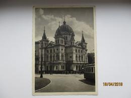 POLAND 1944 LODZ LITZMANNSTADT TRINITATIS KIRCHE, FELDPOST 47470 , OLD POSTCARD , 0 - Pologne