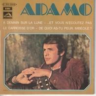 S Adamo A Demain Sur La Lune - Special Formats