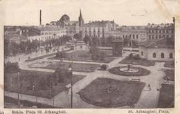 BRAILA - ROUMANIE  - CPA DE 1917. - Roumanie