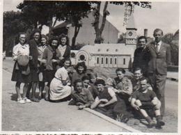 83Gt Photo Originale 57 Basse Yutz La JOC J.O.C. Jeunesse Ouvriére Chretienne Leidwanger Et Muller - Francia