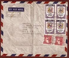Carta Antigua De JORDANIA - Jordan