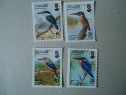 BRUNEI MNH STAMPS  BIRD BIRDS 1998 - Brunei (1984-...)