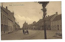 Peer Kerkstraat En Stadhuis - Peer