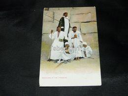 Bedouins At The Pyramids - Cartoline