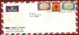 Carta Antigua De La República De IRAQ - Irak