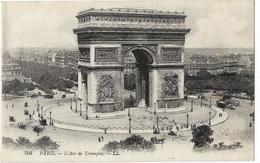 Paris - L'Arc De Triomphe - Arc De Triomphe