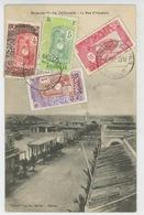 AFRIQUE - DJIBOUTI - La Rue D'Abyssinie - Djibouti