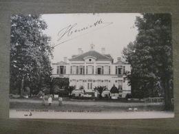 Cpa Ancienne Environs De Vilvorde Vilvoorde - Château De Ravaert , à Peuthy - Decrée, Soeurs, Rue De Louvain 58 - Vilvoorde
